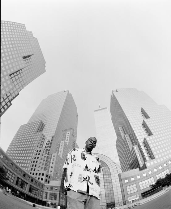 Jamil GS, Jay-Z's First Photo Shoot, New York City, 1995.