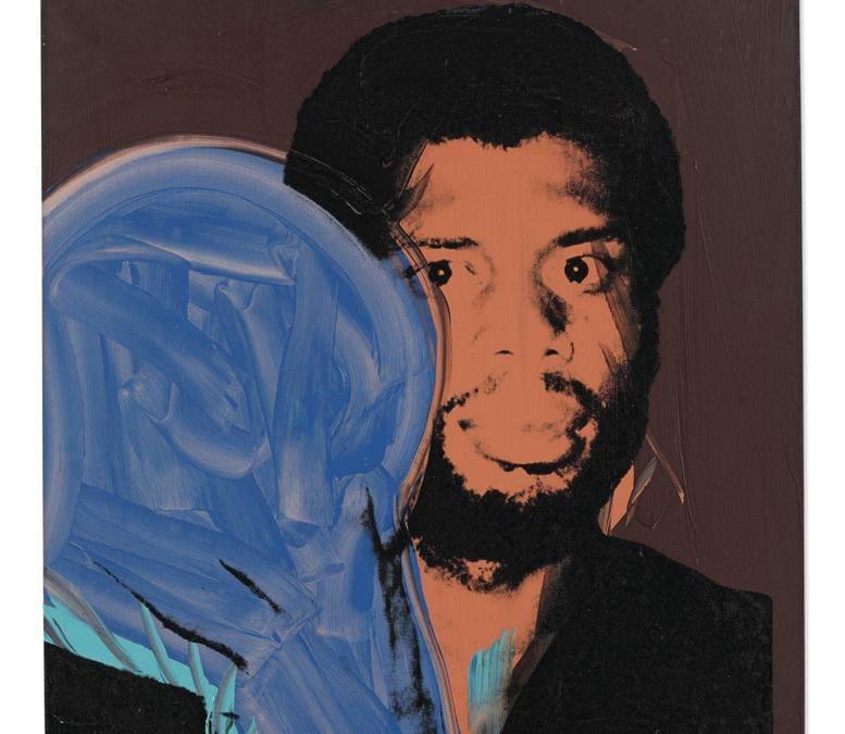 Andy Warhol. Kareem Abdul-Jabbar. Price Realised £ 491,250. Estimate £ 220,000 - £ 280,000