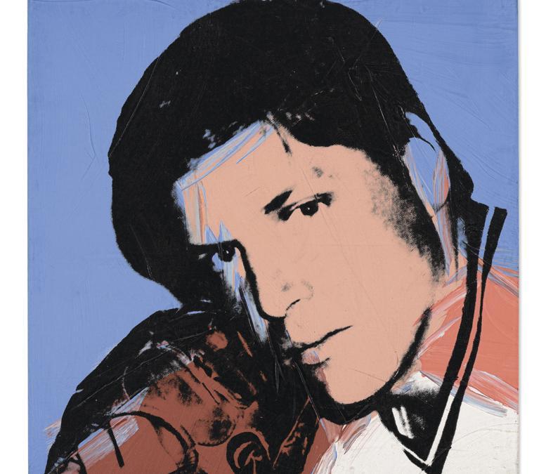 Andy Warhol. Tom Seaver. Price realised £ 187,500. Estimate £ 120,000-£ 180,000