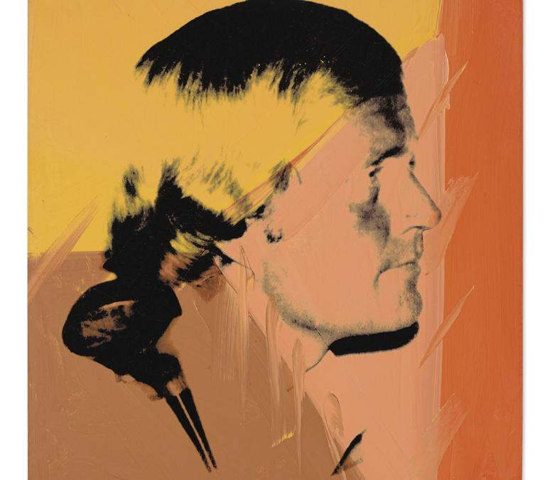 Andy Warhol. Jack Nicklaus. Price realised £ 323,250. Estimate £ 150,000 - £ 200,000