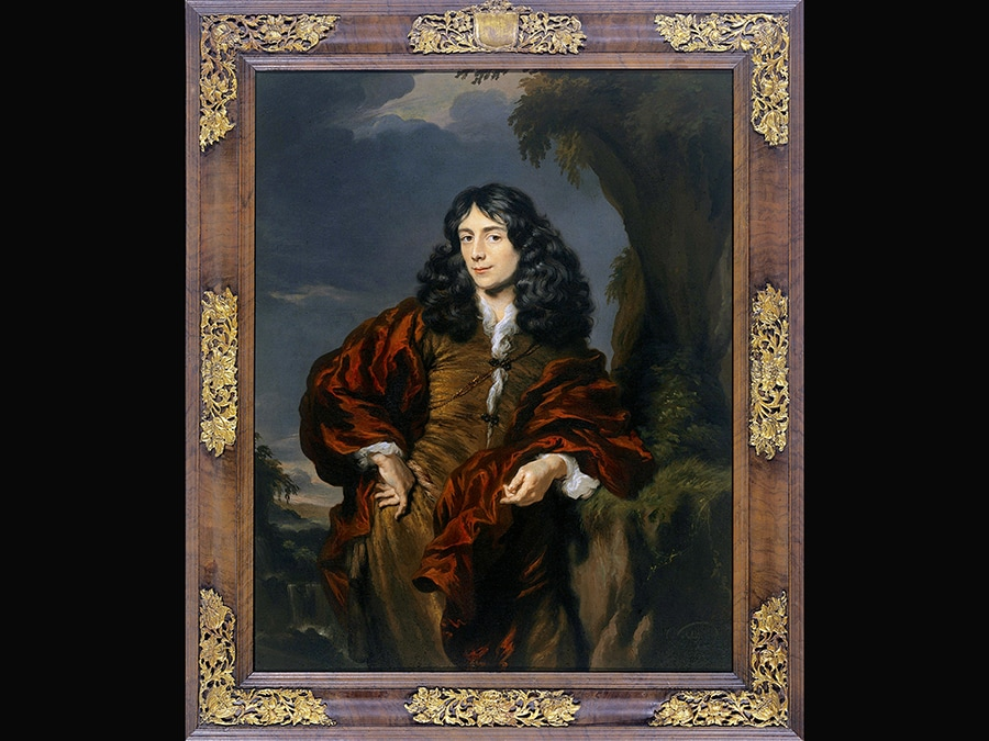 Portrait of Simon van Alphen (1650-1730). Nicolaes Maes about 1677. © Rijksmuseum Amsterdam