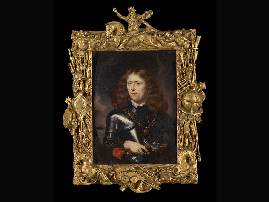 Portrait of Jacob Binckes (c.1640-1677). Nicolaes Maes about 1676. © The Metropolitan Museum of Art, New York