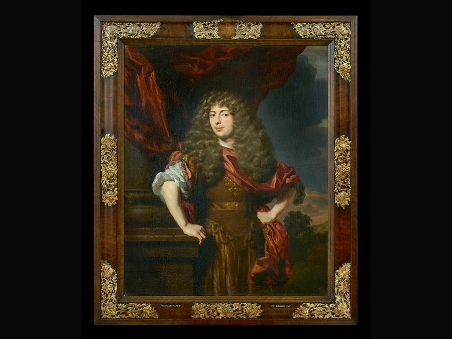 Portrait of Dirk van Alphen (1652-1701). Nicolaes Maes, about 1677. © FOTO GALERIE NEUSE, BREMEN