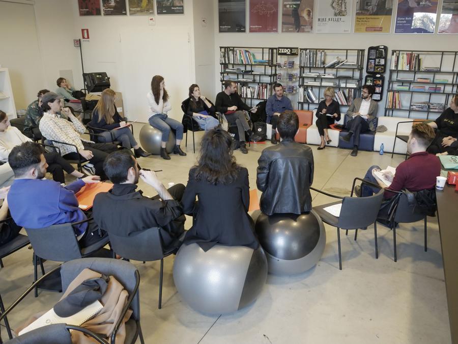 Programma Q-Rated - Pirelli HangarBicocca, Milano 2019