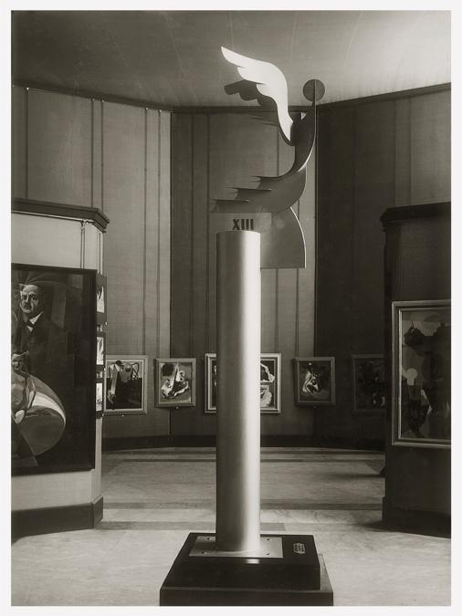 Thayaht e i futuristi alla Quadriennale del 1931