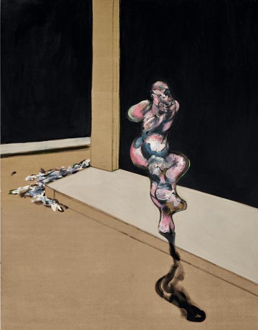 Lotto 23.  Francis Bacon, Turning Figure, £ 6-8 milioni