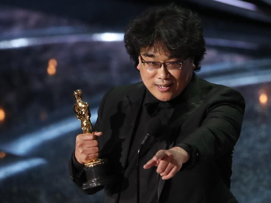 Il regista Bong Joon-ho. (REUTERS/Mario Anzuoni)