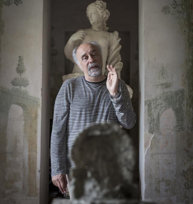 Giorgio Diritti. (Foto Chico De Luigi)