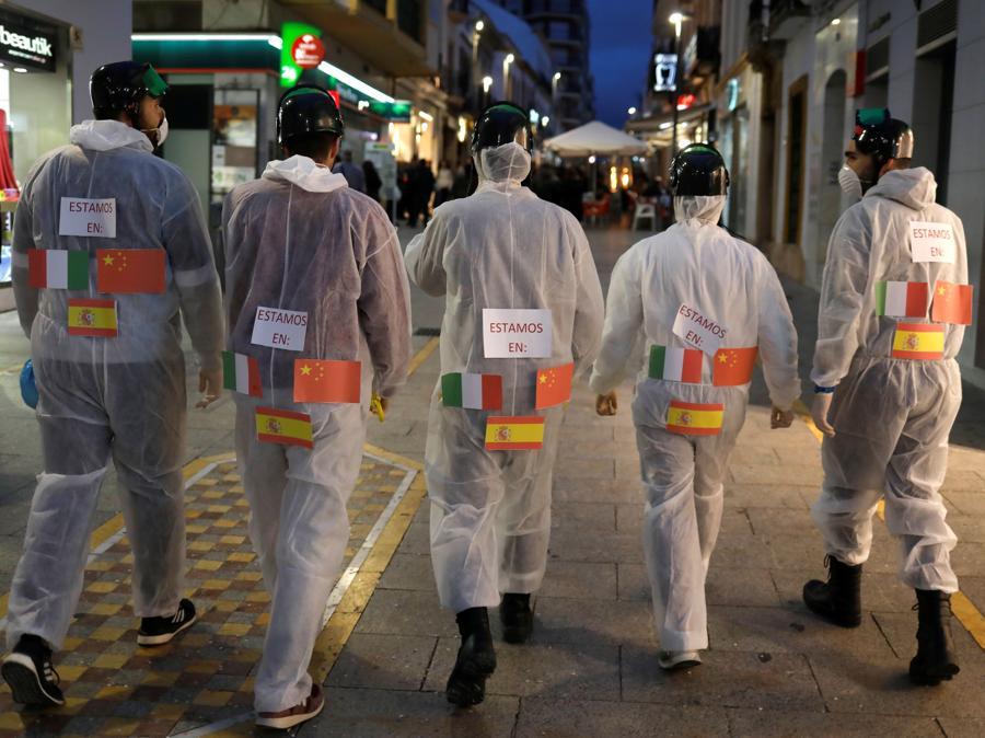 Ronda, Spagna (Reuters)