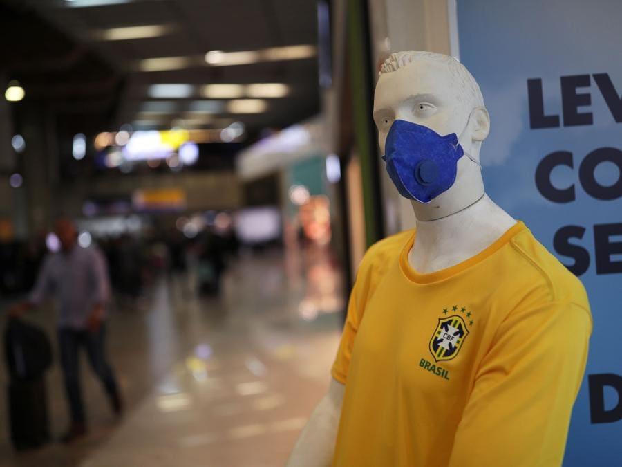 San  Paolo, Brasile (Reuters)