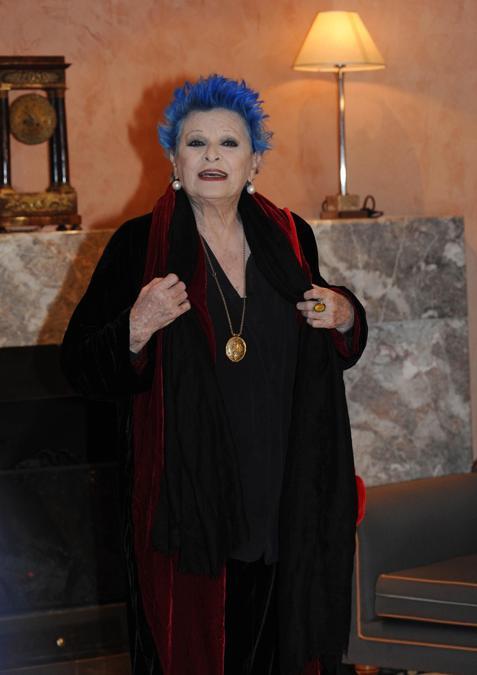 """2010 - Lucia Bose durante la presentazione della terza serie tv """"Capri"""" - (Foto IPP/Gioia Botteghi)"""