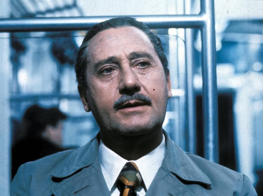 In Un borghese piccolo piccolo di Mario Monicelli (1977) (Afp)