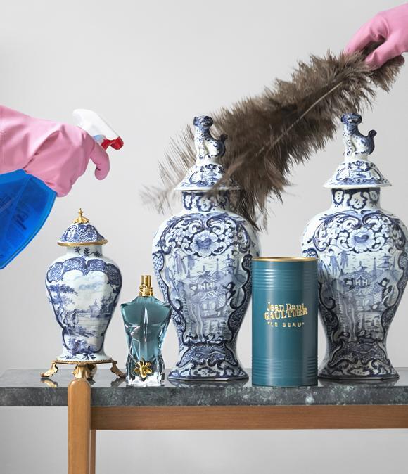 Spring cleaning for Le Beau (Foto  © Gorka Postigo)