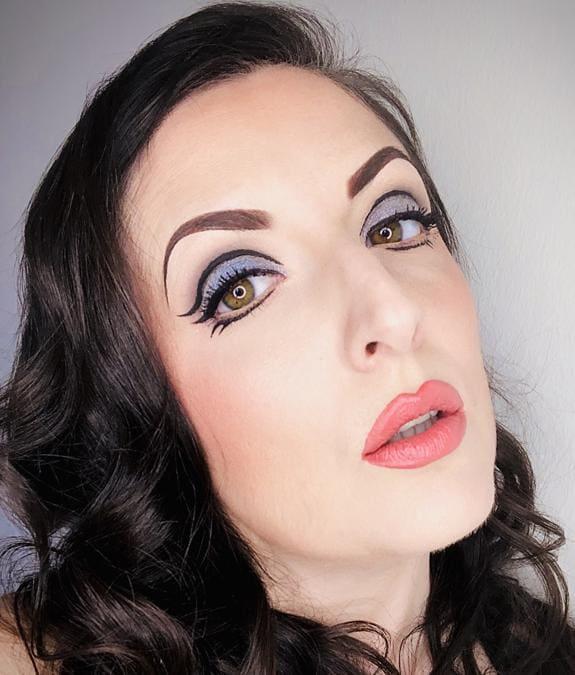 Make up anni '60 by Rimmel London