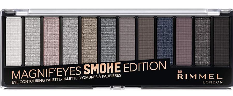 Rimmel London Magnif´Eyes Smoke Edition Palette Rimmel