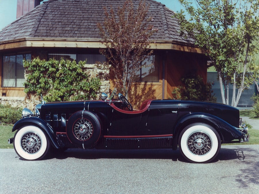 Cadillac V16, 1930