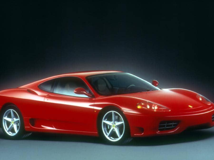 Ferrari 360 Modena, 1999