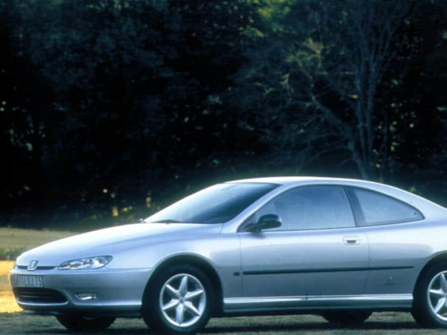 Peugeot 406 Coupè