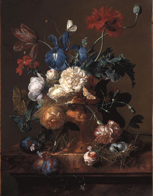 """Vaso di fiori"" -  Van Huysum"