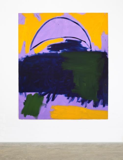 DAMIEN & THE LOVE GURU - Vanessa Disler - Open Window - 2019 - Olio su tela - 135 x 165 cm - Courtesy dell'artista e Damien & The Love Guru, Brussels
