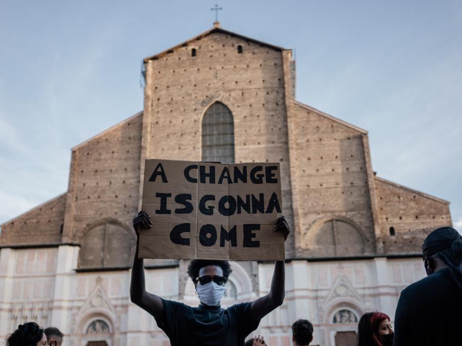 Un cambiamento avverrà (credit: Dorina Dema)