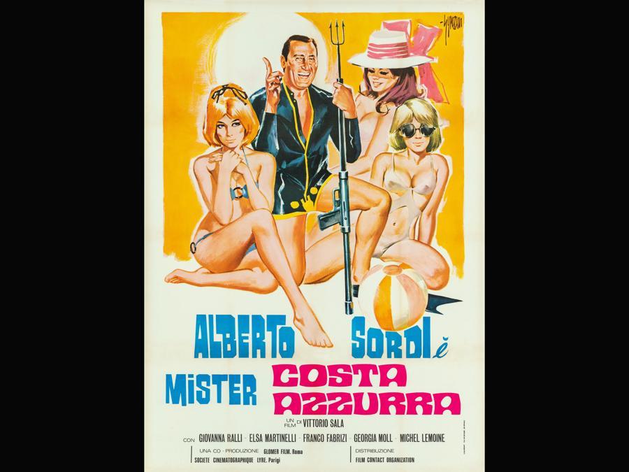 Costa Azzurra 1959. Regia Vittorio Sala