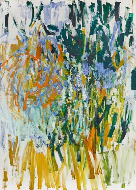 10380 Lot 12 - Joan Mitchell, Straw