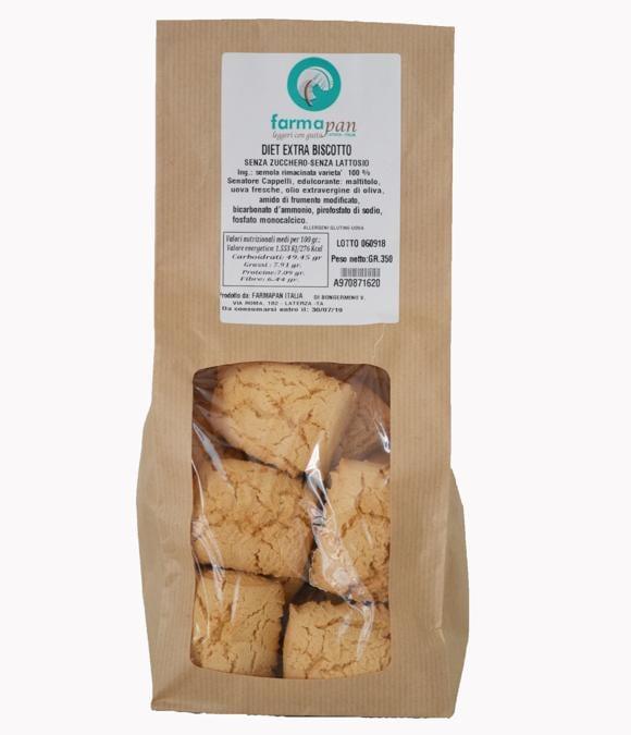 L'azienda italiana Farmapan offre un'ampia scelta di prodotti proteici dolci e saluti, low carb e a basso indice glicemico, utilizzando ingredienti e farine di ottima qualità. Perfetti per dimagrire e mantenere il peso forma. (in farmacia)