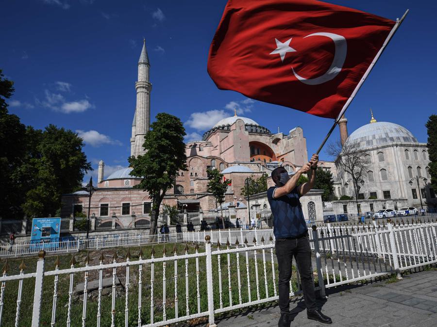 (Photo by Ozan KOSE / AFP)