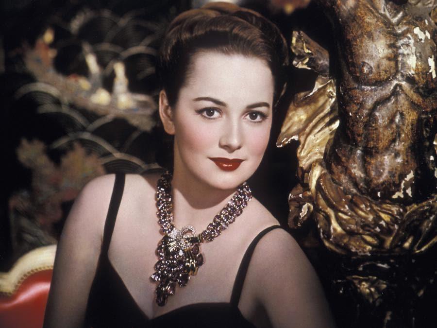 Olivia de Havilland nel 1940 (© 1978 Paul Hesse - Reuters)