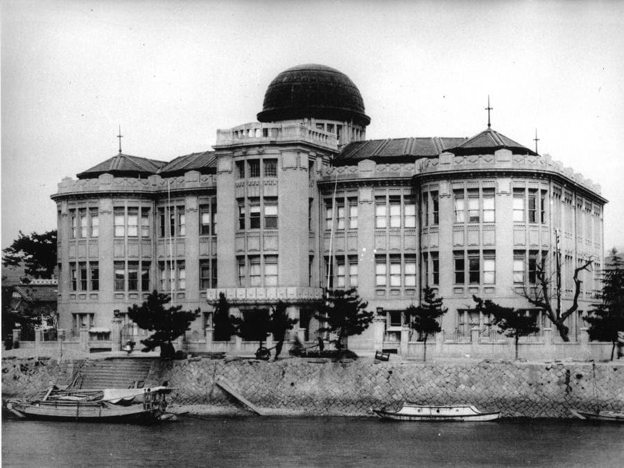 (Hiroshima Peace Memorial Museum/Handout via REUTERS)