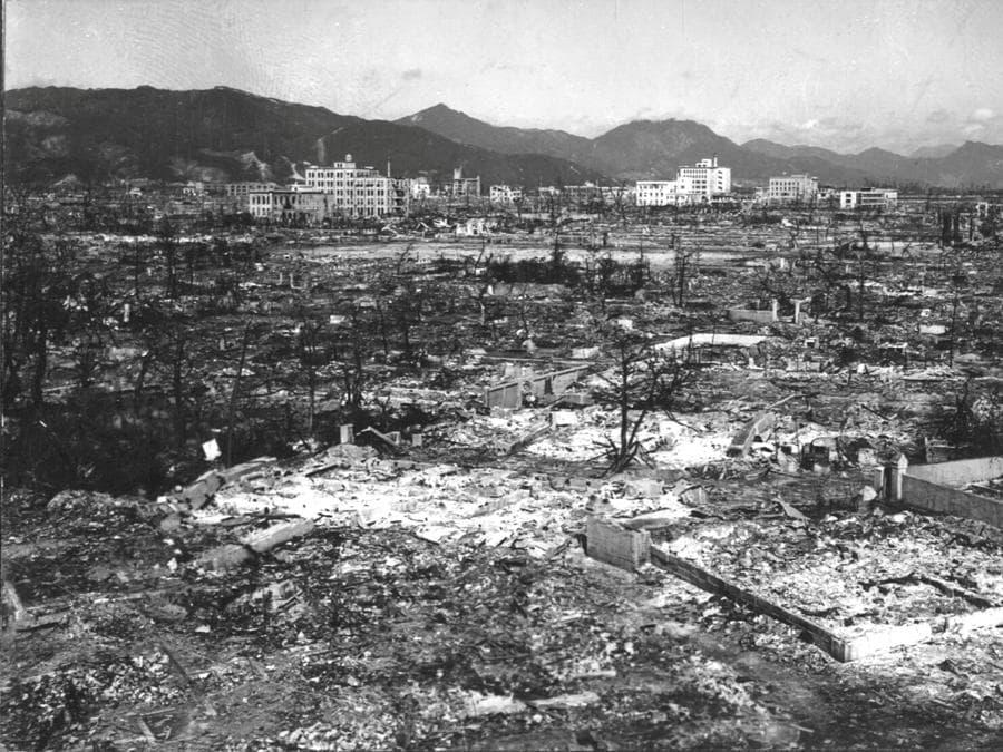 (War Department/U.S. National Archives/Handout via REUTERS)