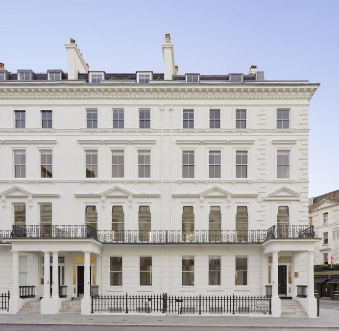 La nuova sede di Lehmann Maupin a Londra, Fotografia di Alex Delfanne