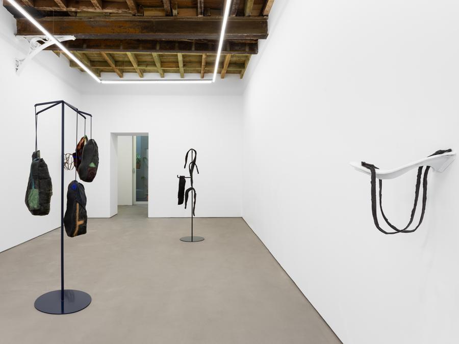La mostra di Belén Uriel da Madragoa a Lisbona, Courtesy Madragoa