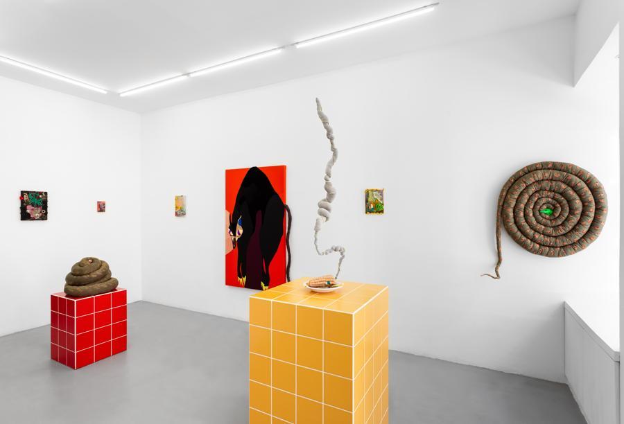 La mostra di Yuli Yamagata da Madragoa a Lisbona, Courtesy Madragoa