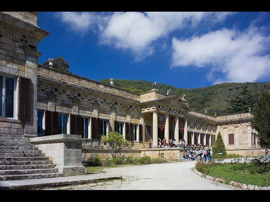 Isola d'Elba: Museo nazionale della villa di San Martino, residenza di campagna di Napoleone circondata da un fitto giardino (Credit RobertoRidi/VisitElba.info)