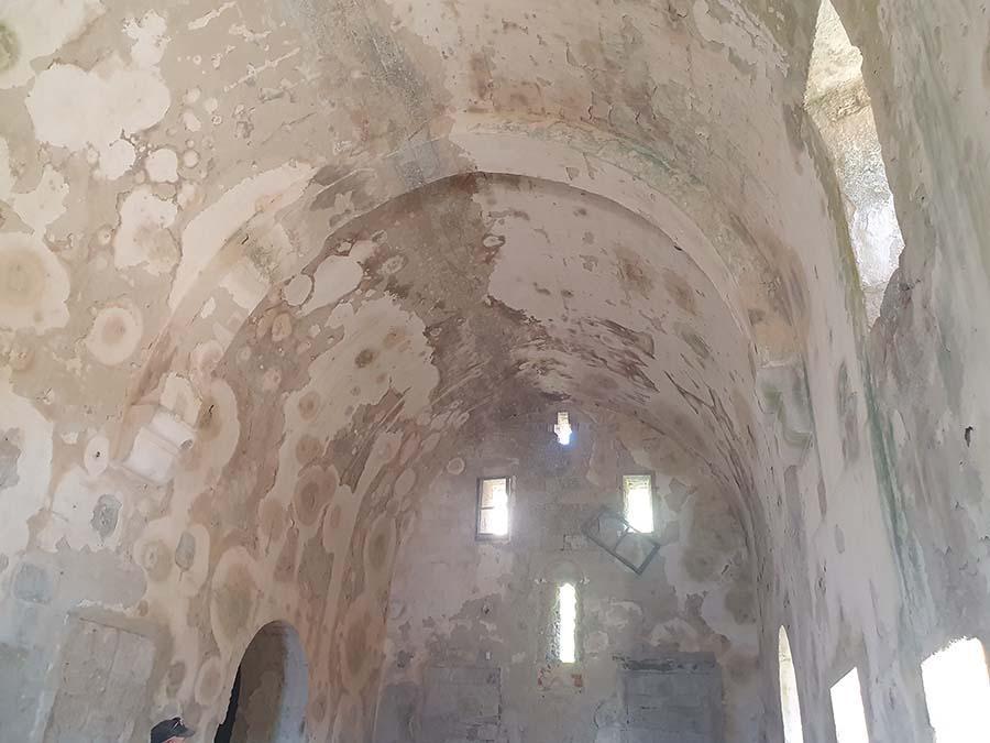 Il monastero di San Mamiliano a Montecristo (Foto di Eliana Di Caro)
