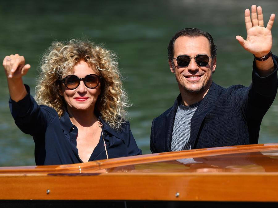 Stefano Accorsi e Valeria Golino (ANSA/ETTORE FERRARI)