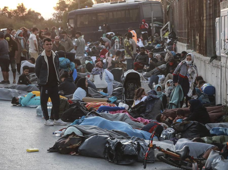 (Photo by Manolis Lagoutaris / AFP)