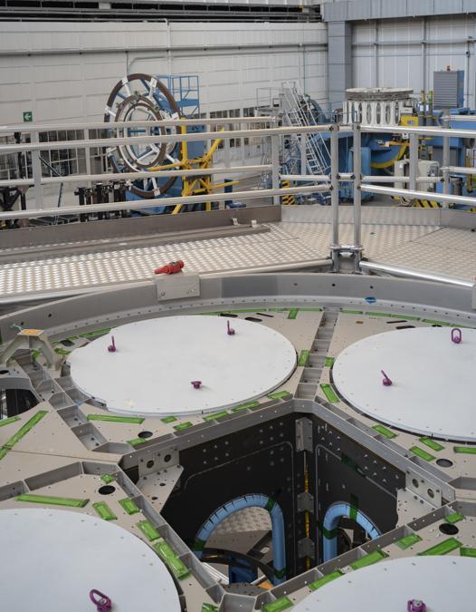 Torino, Thales Alenia Space, Area di produzione – MPCV Orion