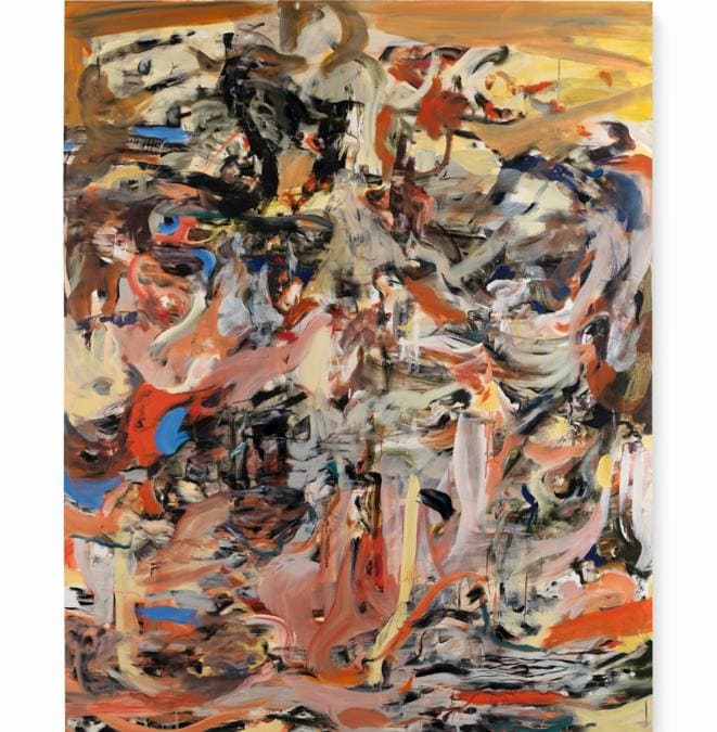 Cecily Brown «Untitled» est. £1.5-2 millio