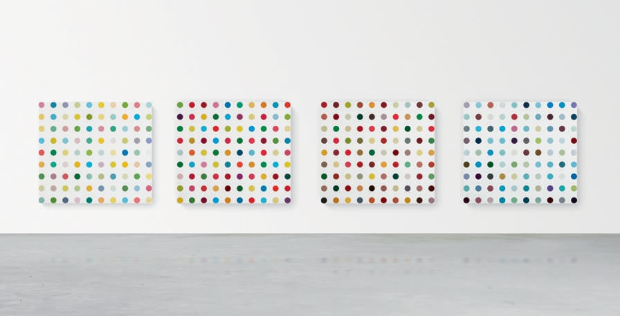 Damien Hirst, «The Four Seasons» est. Gbp900,000 - 1,200,000