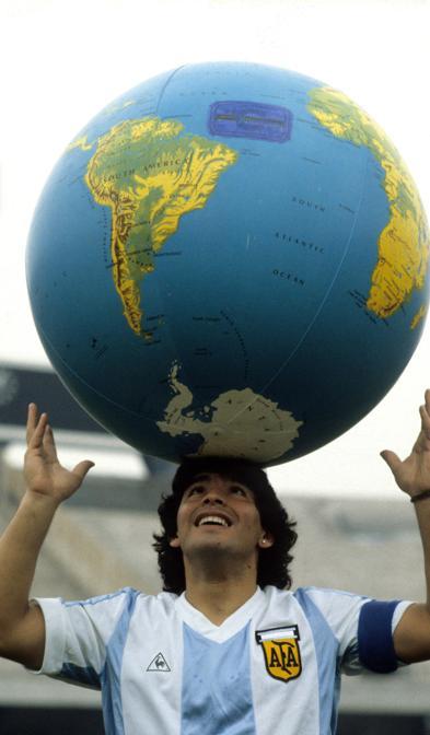 Diego Armando Maradona  - 1984 (Sabattini/Ipp)