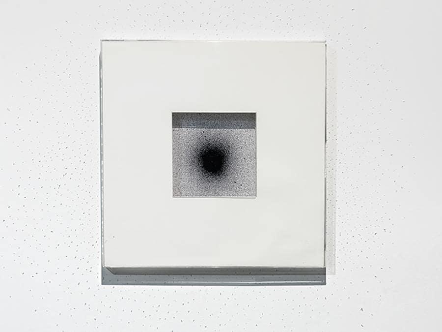 Giulio Paolini - A occhio nudo (To the Naked Eye), 1998 - Courtesy Fondazione Giulio e Anna Paolini, Torino - Foto / Photo © Agostino Osio © Giulio Paolini
