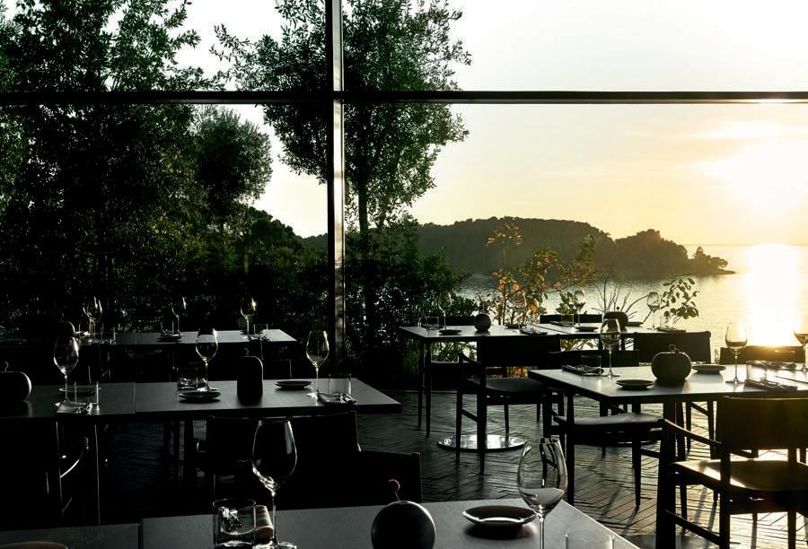 Grand Park Hotel Rovinji, Croazia, foto Tommaso Sartori