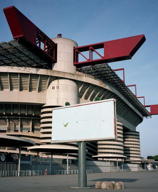 """Domenico Nardulli, """"Spazio libero"""", 2020. Courtesy: MiBACT/DGCC, Triennale Milano, MUFOCO"""