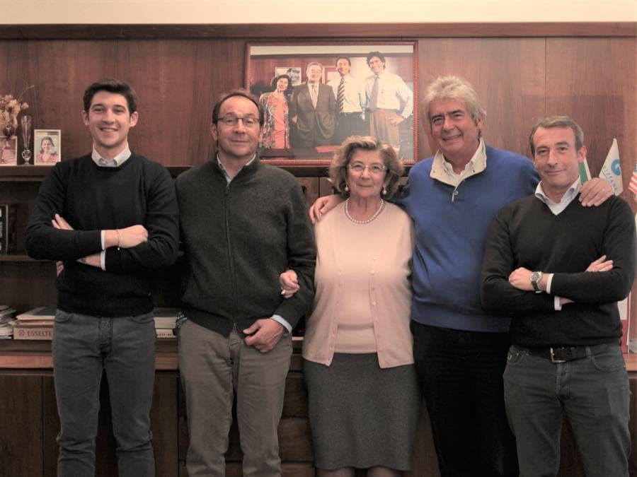 La famiglia Zanin alla guida del gruppo Goriziane