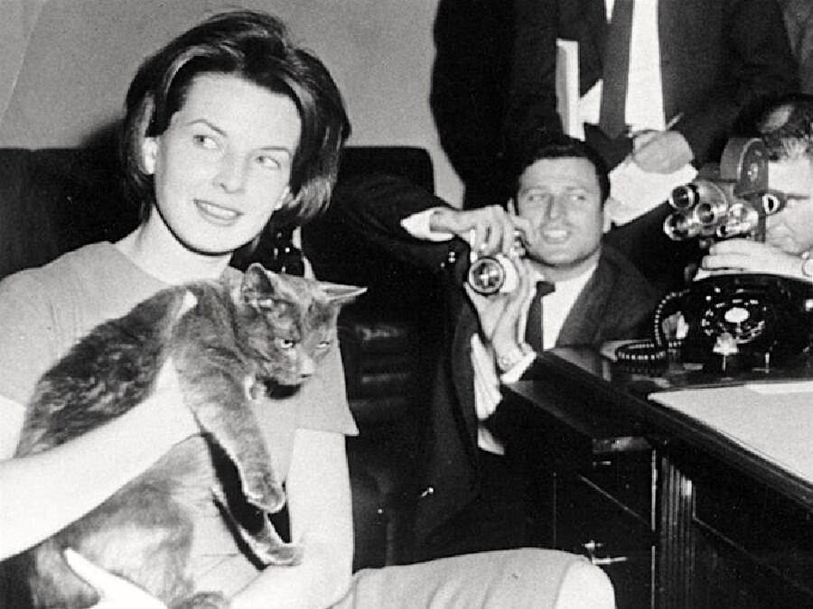 Il gatto Tom di JFK ennedy