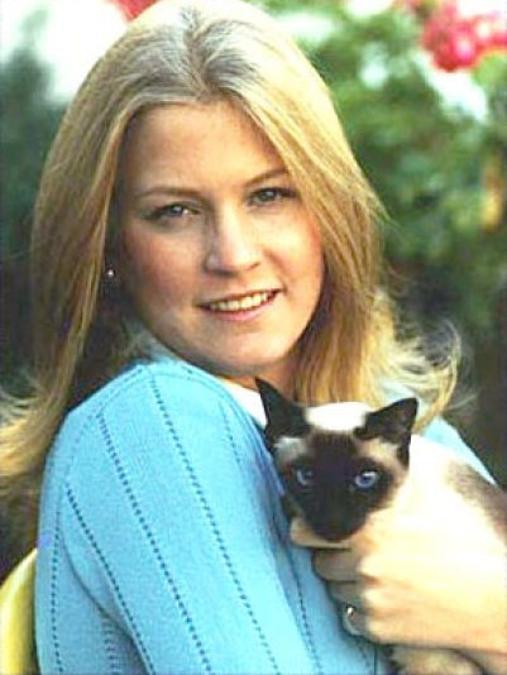 Shan gatto siamese di Gerald Ford