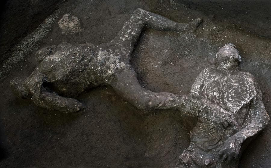 AFP PHOTO / POMPEI  ARCHAEOLOGICAL PARK / LUIGI SPINA